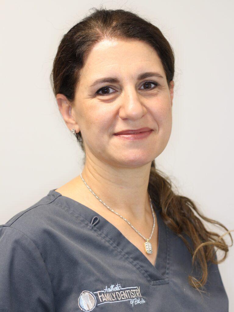 Doctor Aseel Toni, DMD - Aesthetic Family Dentistry of Bel Air